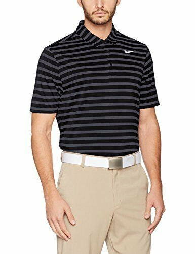 Men's Nike Golf Breathe Polo Shirt.       833065-010      Size: Small