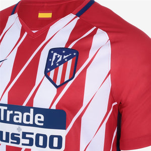 NIKE Youth Atletico Madrid 17/18 Home Shirt      847374-612