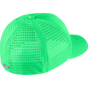 Nike Aerobill Swoosh Perforated Golf Cap.      803330-300