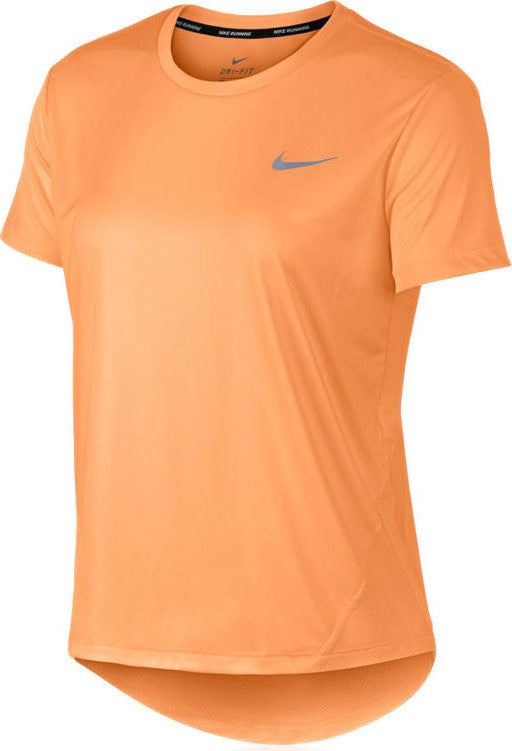 Womens NIKE RUNNING  Miler  Top Dri Fit AJ8121-882