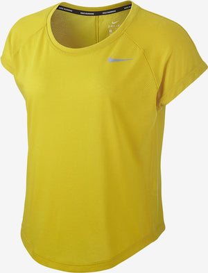 Womens NIKE RUNNING TAILWIND Top.       AJ6484-718
