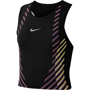Women's Nike Power Reflective Running Top     Size Small      CU3222-010