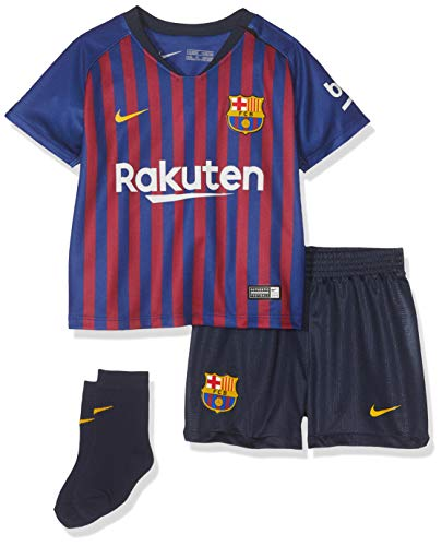 Nike Baby FC Barcelona Kit 18/19.   9-12 months.   894485-456    75-80cms