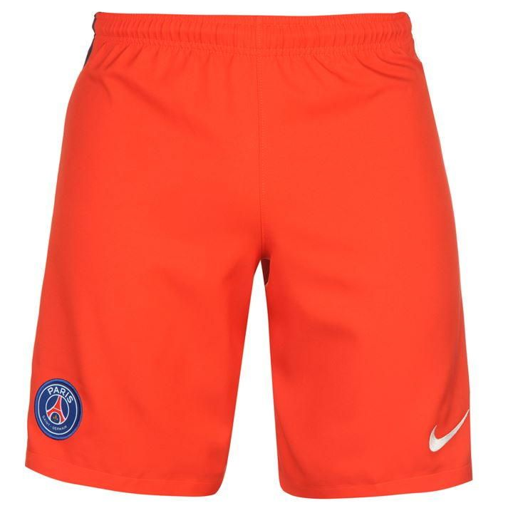 Men's Nike Dry PSG Away Shorts 16/17.       776914-600