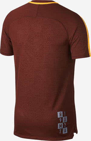 Mens Nike A.S Roma Dri-FIT Squad Top     AJ1823-693