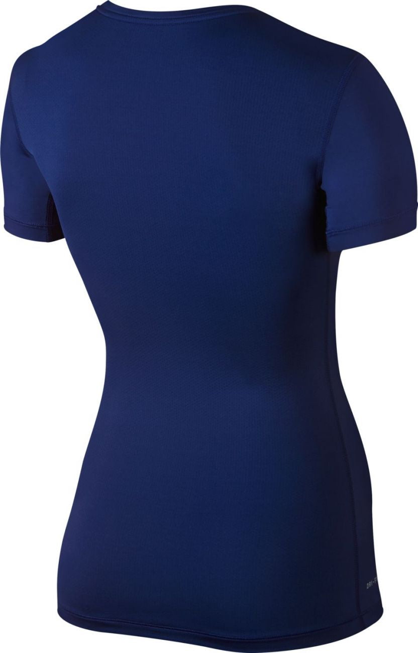 Women's Nike Pro Training Shirt.     725745-455