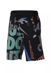Men's NSW JDI Alumni AOP Shorts.      AQ0586-010