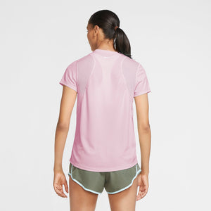 Women's Nike  Running Icon Clash Top Size Small CU3050-663 @