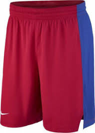 Mens NIKE CSKA Moscow Replica Basketball Shorts   883417-603