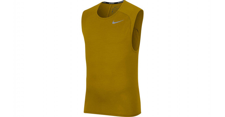 Mens Nike Rise Running Tank     Medium           AH2207-392