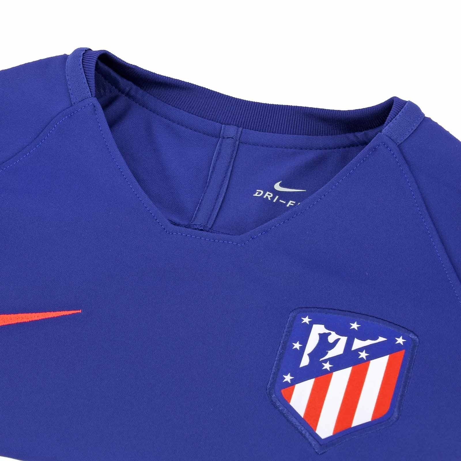 Mens Nike Breathe Atletico Madrid Squad Shirt.   919949