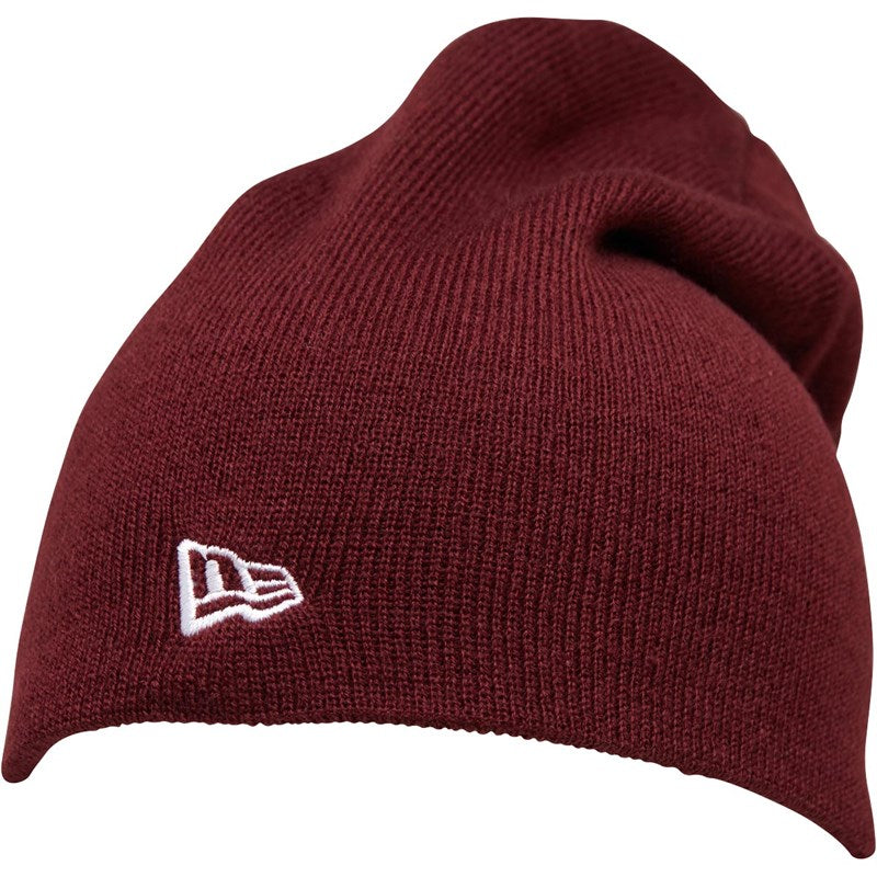 New Era Beanie Hat - Seasonal Long Knit Beanie Hat - Adult Unisex   502788