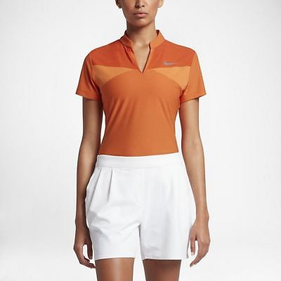 Women's Nike Zonal Cooling Swing Knit Golf Polo.    831472-891