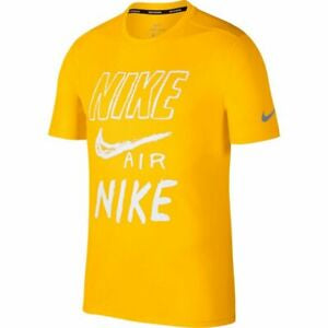 Mens Nike Air Breathe Running Shirt.  AJ7584-