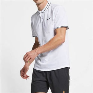 Men's Nike Court Advantage Tennis Polo Shirt.   AJ8110-100