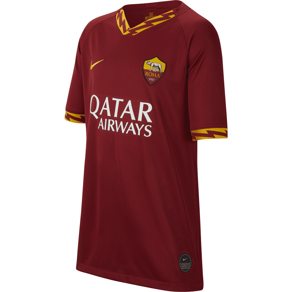 Nike  AS Roma Home SS Short 19/20 AJ5823-613