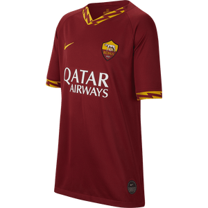 Youth Nike AS Roma Home Shirt 19/20         AJ5823-613