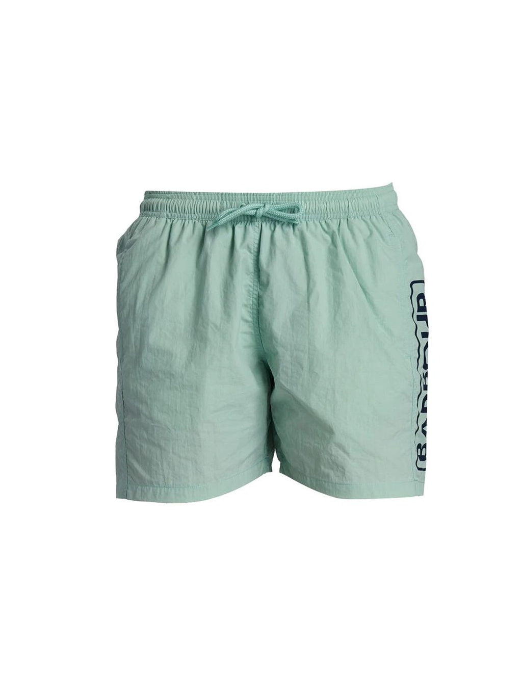 Men's BARBOUR INTERNATIONAL  LARGE LOGO SWIM SHORTS MSW006GN44