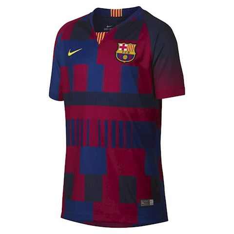 Nike/ Barcelona 20th Anniversary Home Jersey Youth Small 8-10 yrs. 942998-456