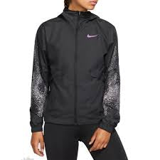 Women's Nike Essential Running Jacket.     BV4723-010