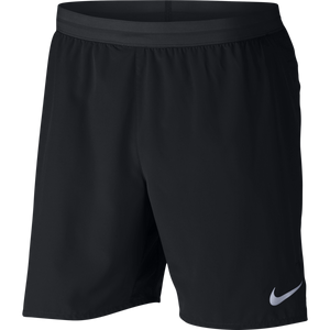 "MENS NIKE RUNNING FLEX 7"" Distance Shorts   892911-010"