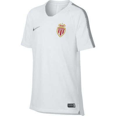 Nike Breathe Youth AS Monaco Shirt 18/19.      921154-100