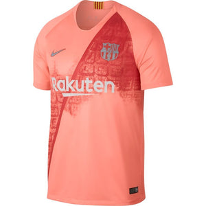 Mens Nike FC Barcelona Breathe Football Top Third kit 2018/19        918989-694