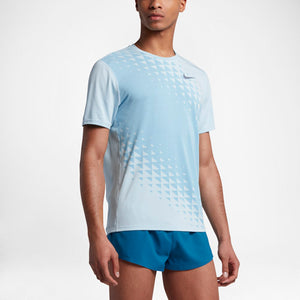 Mens NIKE RUNNING ZONAL COOLING Dri Fit Shirt.   Size: 2XL.  833587-411