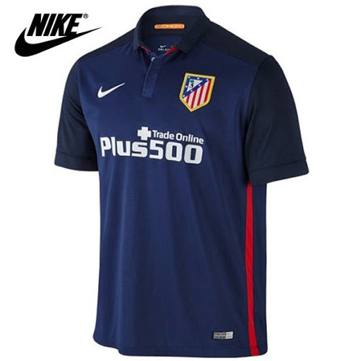 Youth Nike Atletico Madrid 15/16 Shirt.   12-13yrs.   686526-411