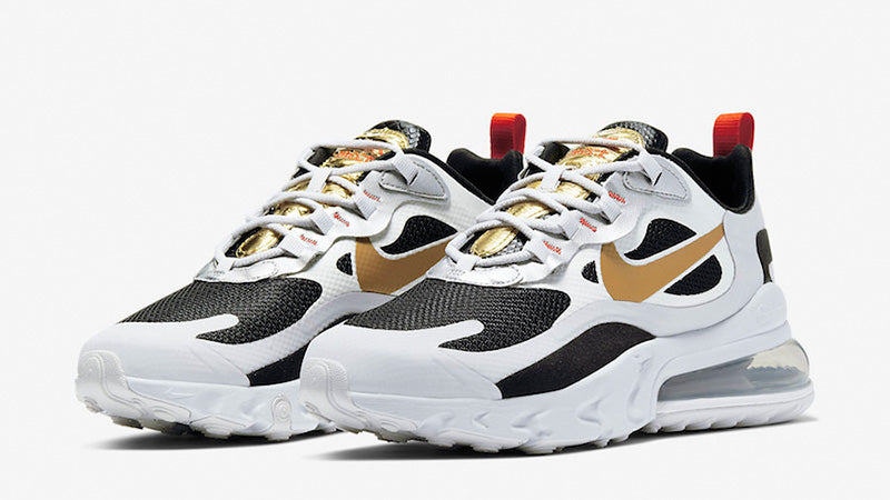 Women's Nike Air Max 270 React.      CT3433-001