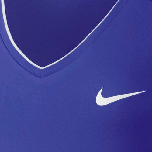 Women's Nike Court Pure Tennis Top.      728757-