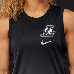 Women's Nike Los Angeles Lakers Jersey.         865492-010