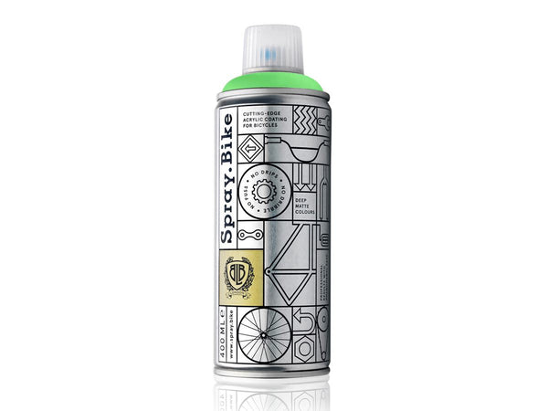 spray.bike Fluro Green