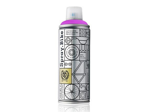 Spray.bike Fluorescent Magenta