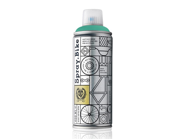 spraydotbike grifter spray paint