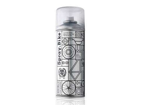spray.bike transparent finish