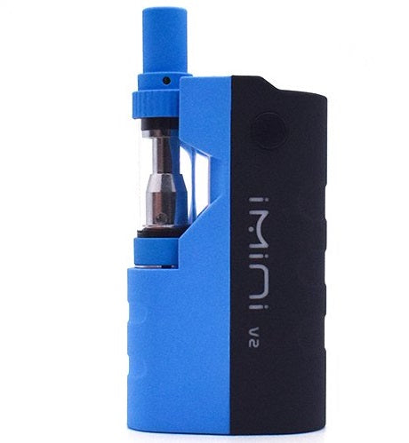 iMini V2 Vaporizer Battery 650mAh with 5.0ml Ceramic Cart