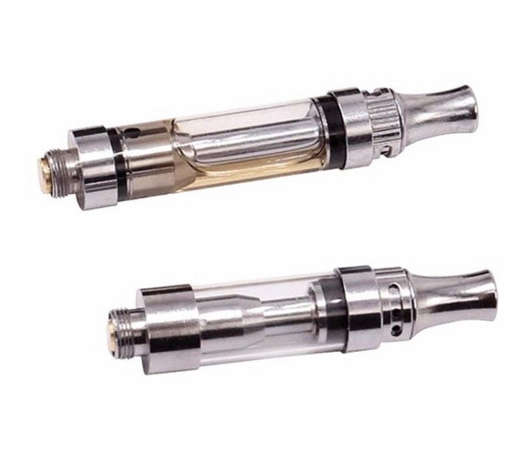 Liberty V9 Ceramic Vape Cartridge With Adjustable Air Holes - 0.5ml and 1ml