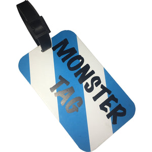 A. Saks Monster Tag Luggage Tag - ASaks