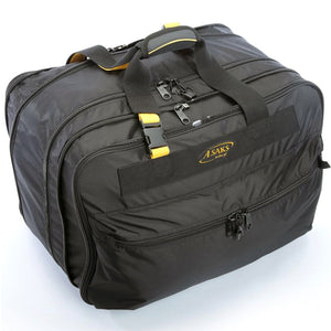 "A. Saks EXPANDABLE 21"" Soft Carry On - ASaks"