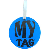 A. Saks My Tag Luggage Tag - ASaks