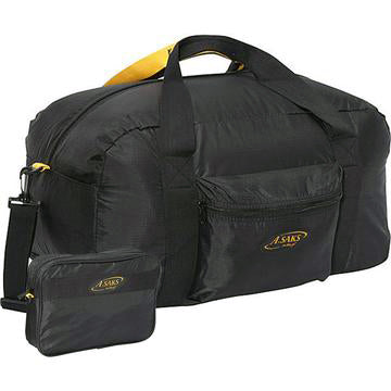 22 Inch Folding Duffel with Pouch