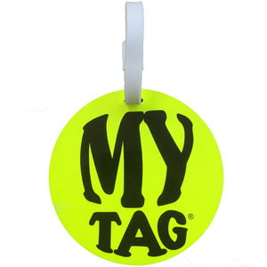A. Saks My Tag (Set Of 5) Luggage Tags - ASaks