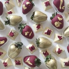Beautiful, delicious treats to adorn your festive table this year