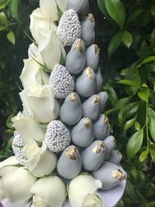 Gray Strawberry Tower