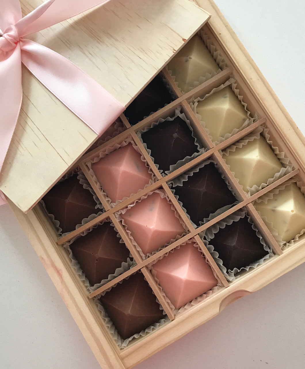 Chocolate Pyramids Gift Box