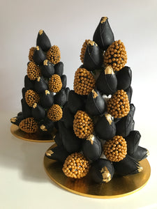 Black Strawberry Tower