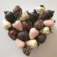 Valentine's Day Chocolate Heart by Chocobon available across Melbourne