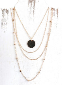 Warm Layers Necklace