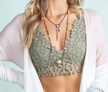 Load image into Gallery viewer, Olive Bralette